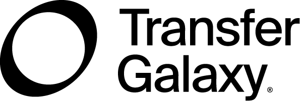 Transfer Galaxy logo